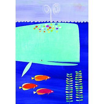 Whale of a Tale Journal por Melanie Mikecz