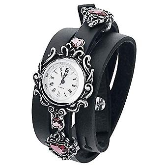 Alchemy Gothic AW24 - Wristwatch, silver stainless steel strap