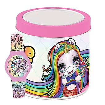 Poopsie unicorn watch - tin box 503332