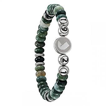 Bracelet Homme Jourdan JH100002B - 1921 - Perle vert
