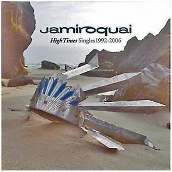 Jamiroquai High Times Singles 1992-2006 CD