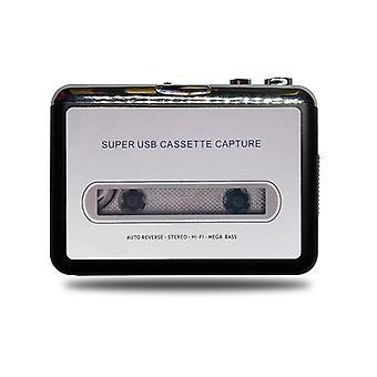 Kasettisoitin Usb-kasetti kaapata radiosoitin nauha Mp3 muunnin