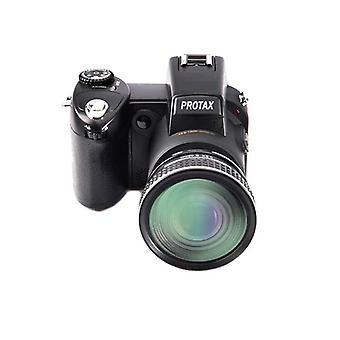 Hd-digitaalikamera, Automaattinen tarkennus Slr Video, Optinen zoomaus, Kolme linssiä