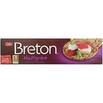 Dare Breton Crkr Multigrn, Case of 12 X 8.8 Oz