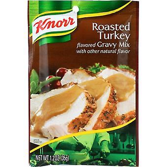 Knorr Mix Gravy Rstd Turkey, Case of 12 X 1.2 Oz