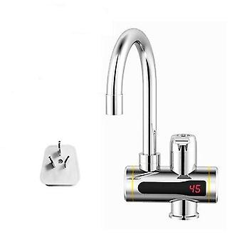 Instant Heating Tap Faucet Boiler Tankless Instantaneous Hot Water Heater