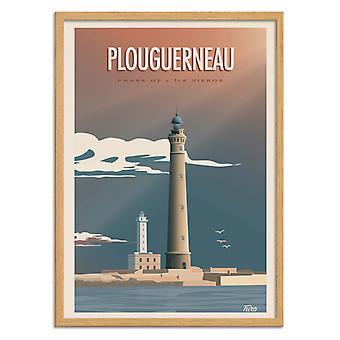 Pôster de Arte - Plouguerneau - Turo