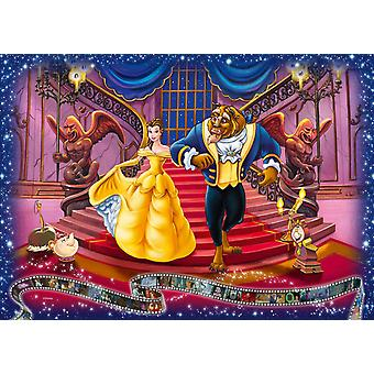 Ravensburger Disney Collector's Edition Beauty & The Beast Jigsaw Puzzle (1000 Pieces)
