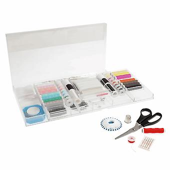 Professional Sewing Kit | 167 Piece | Adult Sewing