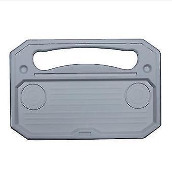 Vassoio auto portatile multifunzione (bianco)