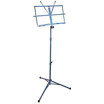 Pure Tone: Music Stand with Case (Blue)