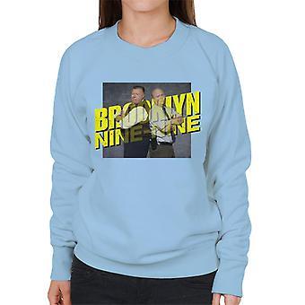 Brooklyn Ni-Ni Hitchcock Og Scully Kvinners Sweatshirt