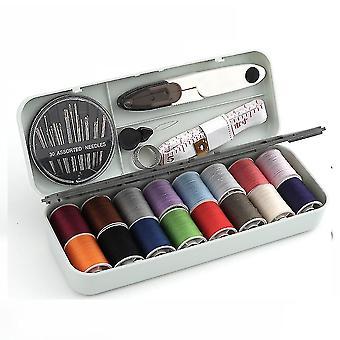 Hand naaien borduurwerk tools naaien kit huishouden draagbare naald naaien kit