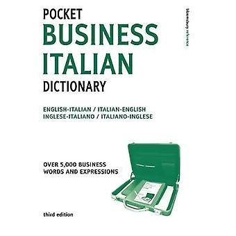 Pocket Business Italian Dictionary