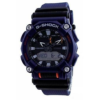 Casio G-shock World Time Analog Digital Ga-900-2a Ga900-2 200m Relógio Masculino