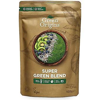 Super Green Blend - 100 grams