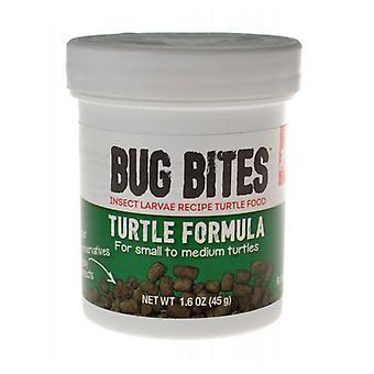 Fluval Bug Bites Turtle Formula Floating Pellets - 1.6 oz