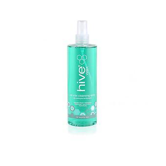 Hive Of Beauty Waxing Pre Cleansing Spray met Tea Tree & Lemon Spray - 400ml