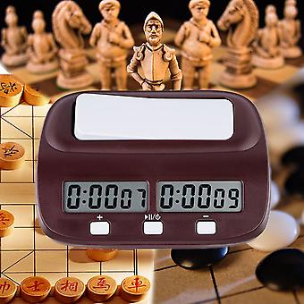 Chess Clock Professional Digital Chess Timer Count Up Down Timer