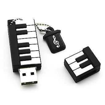8GB USB 2.0 USB cheie flash de memorie cheie pian de stocare a datelor