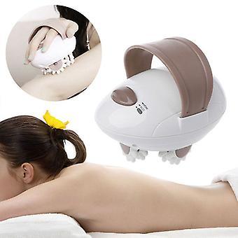 3d Rouleau électrique Massage du corps complet Anti Cellulite Perte de poids Dispositif de massage Plus mince Brûleur de graisse Spa Machine Chaude