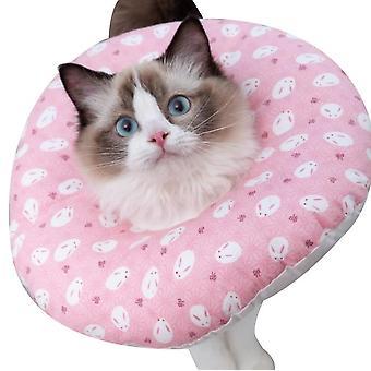 Cat Collar Pet Headgear Anti-lick Ring
