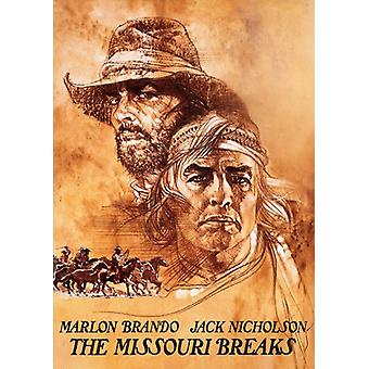 Missouri Breaks [BLU-RAY] USA import
