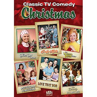 Klassiska TV Christmas Collection [DVD] USA import