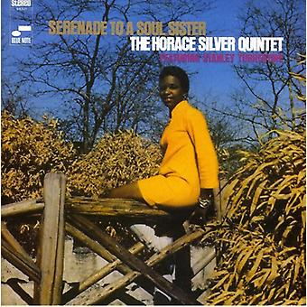 Horace Silver - Serenade to a Soul Sister [CD] USA import