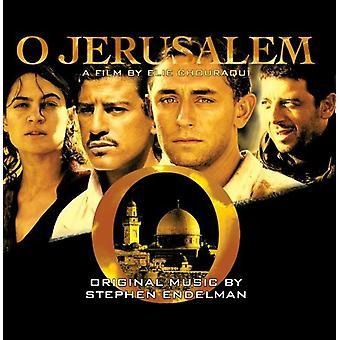 Various Artists - O Jerusalem [Original Soundtrack] [CD] USA import