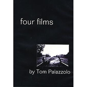 Four Films by Tom Palazzolo [DVD] USA import