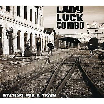 Lady Luck Combo - Waiting for a Train [CD] USA import
