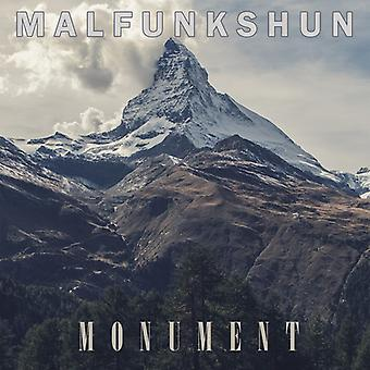 Malfunkshun - Monument [CD] USA import