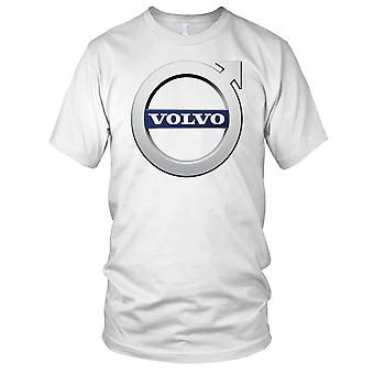 Volvo automobile Logo Mens T Shirt