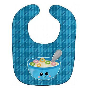 """كارولين الكنوز BB6845BIB الأزرق وعاء من """"الحبوب بيبي المريلة"""""""