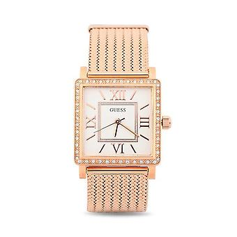 Guess Ladies Watch Mesh Strap W0826L3