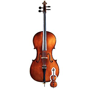 Cello Musical Instrument Cardboard Cutout / Standee / Standup
