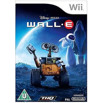 Wall-E (Wii)-fabriek verzegeld