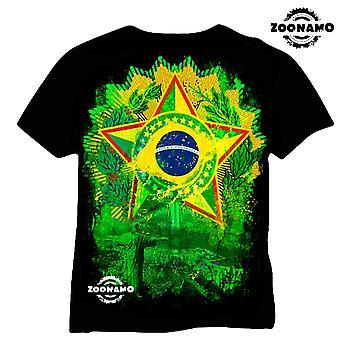 Zoonamo T-Shirt Brazilië voor classic