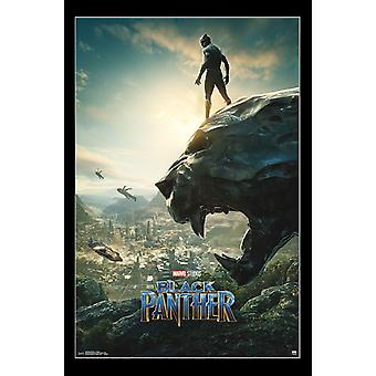 Black Panther - One Sheet Poster Print