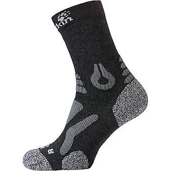 Jack Wolfskin Mens & Womens/Ladies Hiking Pro Classic Cut Socks