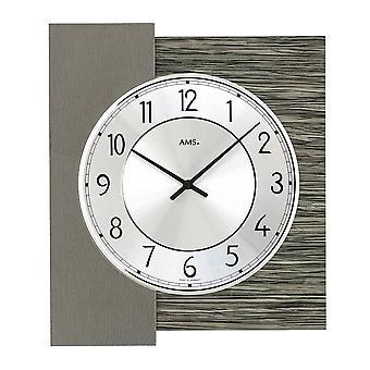 Wall clock AMS - 9584