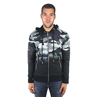 Philipp Plein MJB0110 Raiden CM99 Sweater Jacket