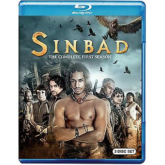 Sinbad - Sinbad : The Complete First Season [3 disques] importation USA [BLU-RAY]