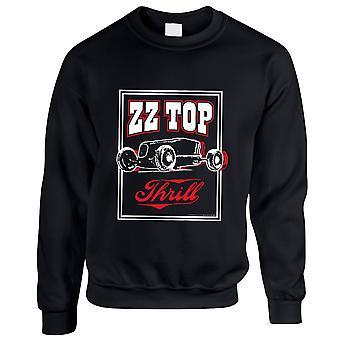 Zz Top - Thrill Sweatshirt Sweatshirt