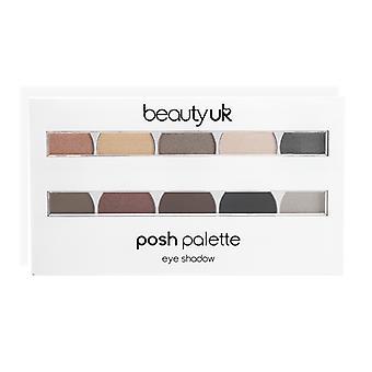 Kauneus UK Posh paletti suuri silmän paletti nro 2 maskinated