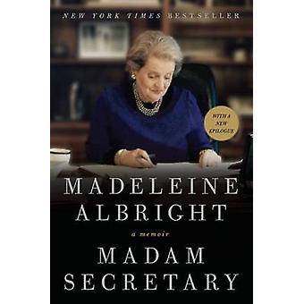 Signora Segretario di Madeleine Albright - 9780062265463 libro