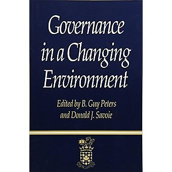 Governance in a Changing Environment by Guy Peters - 9780773513211 Bo