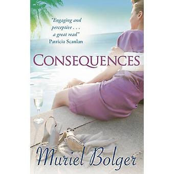 Consequences by Muriel Bolger - 9781444733020 Book