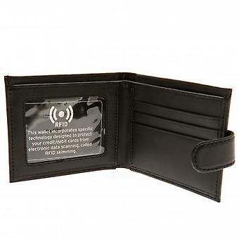 Manchester City FC RFID Anti svindel lommebok